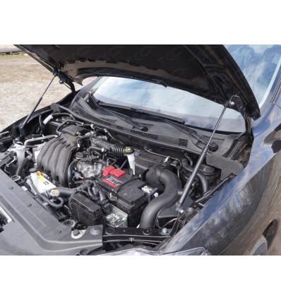 Амортизатор (упор) капота на Nissan Tiida NISTII15-08Y