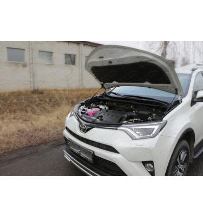 Амортизатор (упор) капота на Toyota Rav 4 TOYRAV15-10Y