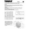 Универсальная электрика THULE 766012