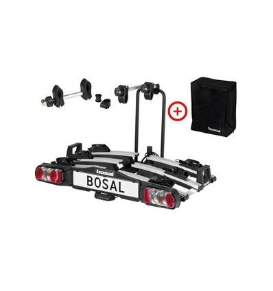 Велобагажник на фаркоп Bosal Compact Premium III 070-533