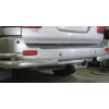 Оцинкованный фаркоп на Toyota Land Cruiser 100 T050A