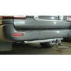 Оцинкованный фаркоп на Toyota Land Cruiser 100 T050C