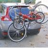 Велобагажник на фаркоп Buzzrack Spark BR112