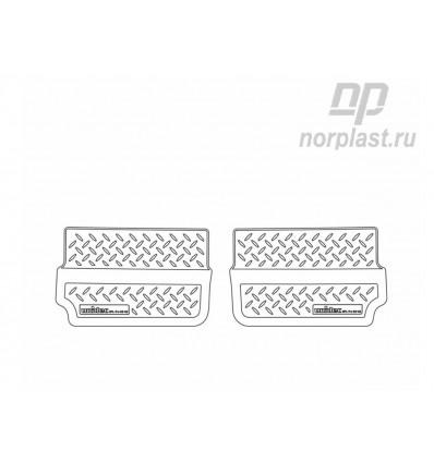 Коврики в салон Opel Zafira NPL-PO-63-911