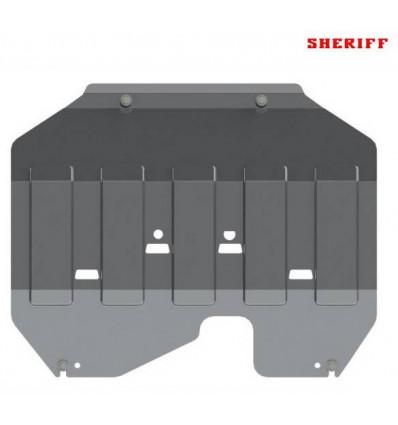 Защита картера и КПП для Kia Sportage 11.2490