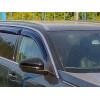 Дефлекторы боковых окон на Peugeot 5008 SPE50081732