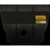 Защита картера на Audi A6 00102