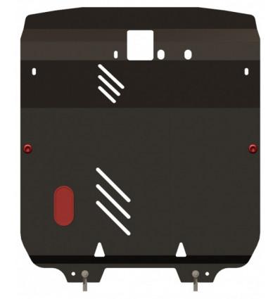 Защита картера и КПП для Hyundai Santa Fe 10.0900