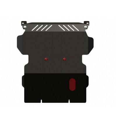 Защита картера для Hyundai Terracan 10.0657