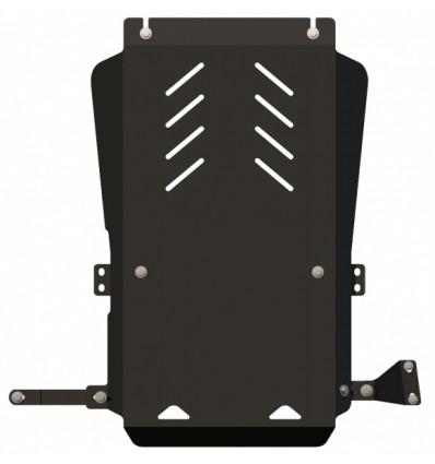 Защита КПП и РК для Mitsubishi Pajero Sport 14.1145