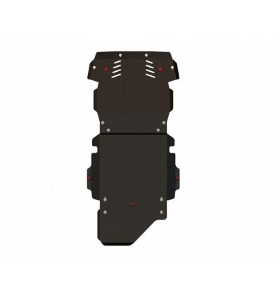 Защита картера и КПП для Mitsubishi Pajero Pinin 14.0560