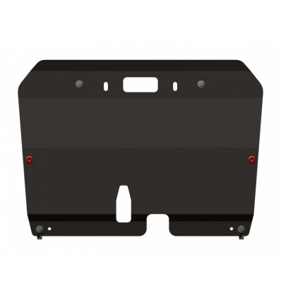 Защита картера и КПП для Mazda CX-7 12.1222
