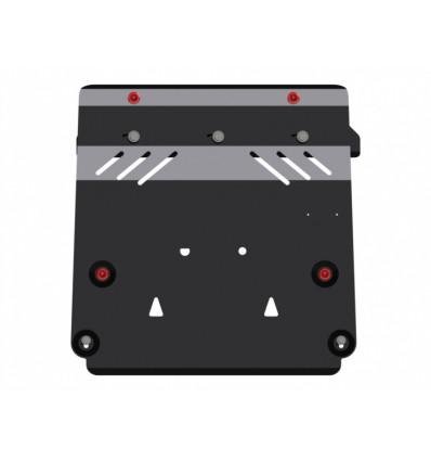 Защита картера и КПП для Nissan Juke 15.2040V1