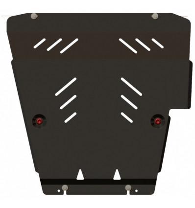 Защита картера и КПП для Nissan Tiida 15.1255