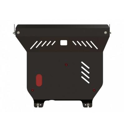 Защита картера и КПП для Nissan Almera 15.0909