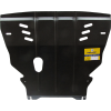 Защита картера на Seat Leon 00126