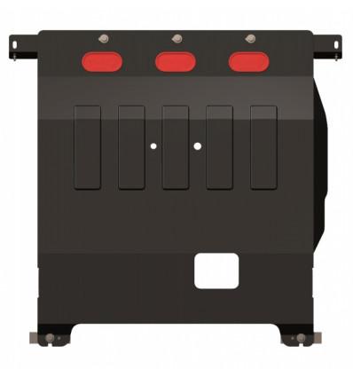 Защита картера и КПП для Citroen Jumper 05.1200