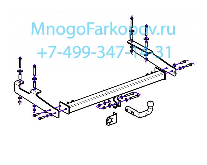 Фаркоп Bosal 3315-a