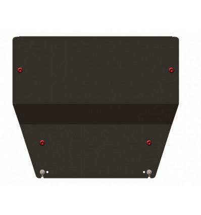 Защита картера и КПП для Peugeot 407 17.0644