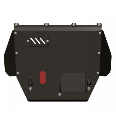 Защита картера и КПП для Peugeot Boxer 17.0446