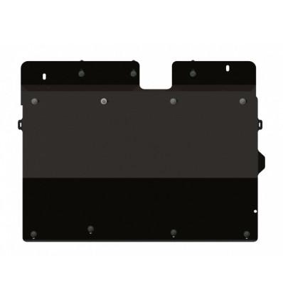 Защита картера и КПП для Dodge Caravan IV 04.0626