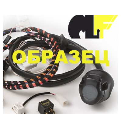Электрика оригинальная на Opel Astra H 735713