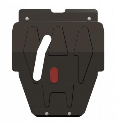 Защита картера и КПП на Daewoo Nexia 06.0156