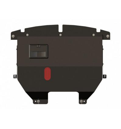 Защита картера и КПП на Fiat Doblo 07.0874