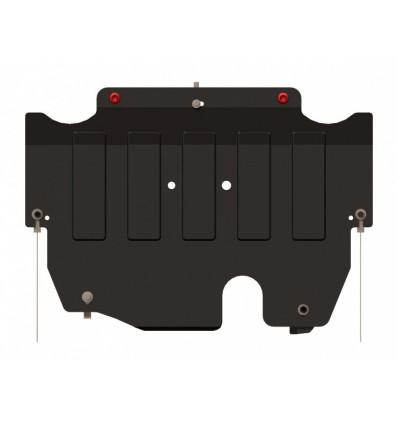 Защита картера и КПП для Ford Galaxy 08.0982