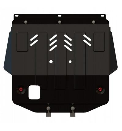 Защита картера и КПП на Citroen Berlingo 05.0131