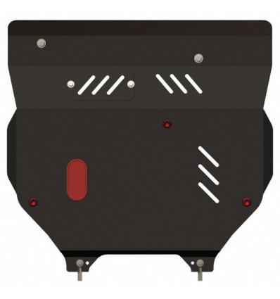 Защита картера и КПП на Jeep Liberty 04.0951