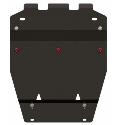 Защита руля и КПП для Suzuki Grand Vitara 23.0801