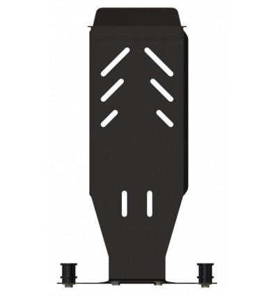 Защита редуктора на Audi Q7 02.0944