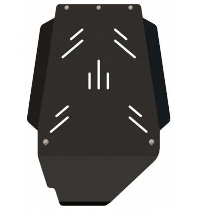 Защита КПП и РК для Lexus LX470 24.0673