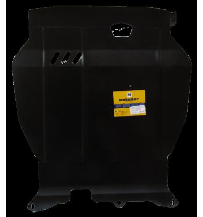 Защита двигателя и КПП для Citroen C-Crosser 01324