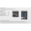 Защита двигателя и КПП для Opel Corsa C 01524