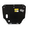Защита двигателя и КПП для Peugeot Partner 01603