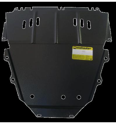 Защита двигателя и КПП для Renault Fluence 01721