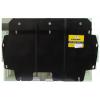 Защита двигателя и КПП для Skoda Fabia 02306