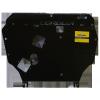 Защита двигателя и КПП для Toyota Auris 02537