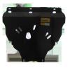 Защита двигателя и КПП для Volvo S40 02613