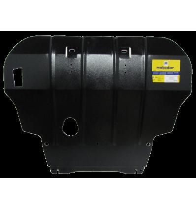 Защита двигателя и КПП для Volkswagen Vento 02701