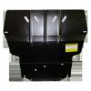 Защита двигателя и КПП для Skoda Superb 02718