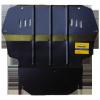 Защита двигателя и КПП для Volkswagen Caddy 02730