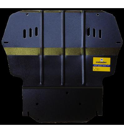 Защита двигателя и КПП для Skoda Yeti 02730
