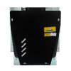 Защита двигателя, КПП, радиатора и раздаточной коробки для Suzuki Grand Vitara 12401