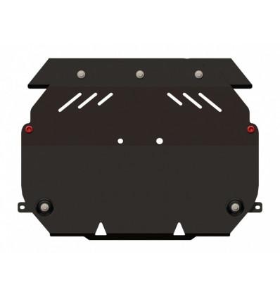 Защита картера и КПП для Mitsubishi Outlander 14.2306 V2