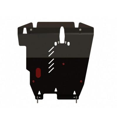 Защита картера и КПП для Mitsubishi Outlander 14.2306 V1