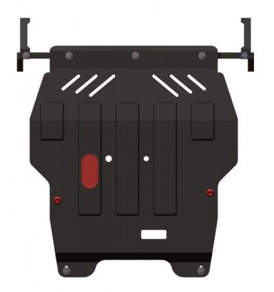 Защита картера и КПП для Seat Toledo 26.0033