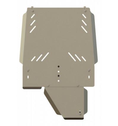 Защита КПП и РК для Mitsubishi Pajero III 14.2237